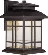 Designers Fountain LED33421-ORB Piedmont Oil Rubbed Bronze LED Outdoor Wall Sconce Lighting