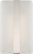 Designers Fountain LED6071-SP Urban Contemporary Satin Platinum LED 6  Wall Sconce Lighting