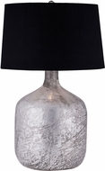 Dimond 8983-022-LED Silvered Antique Mercury Glass LED Table Top Lamp