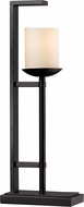 Dimond D2301 Stockton Contemporary Bronze Paint Buffet Lamp