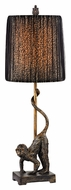 Dimond D2477 Aston Bissau Bronze Finish 26  Tall Table Light
