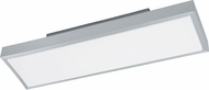 EGLO 93636A Idun 1 Modern Brushed Aluminum LED Ceiling Lighting