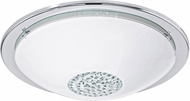 EGLO 93778A Giolina Chrome LED Ceiling Lighting