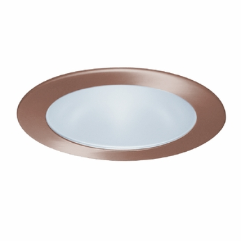 elco el1412cp modern copper 4 adjustable shower recessed lighting trim. Black Bedroom Furniture Sets. Home Design Ideas