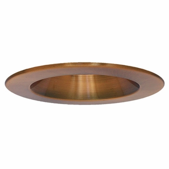 elco el4330cp copper 4 reflector recessed lighting trim elc el4330cp. Black Bedroom Furniture Sets. Home Design Ideas