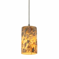 ELK 10339-1 Rocklidge Modern Satin Nickel Mini Ceiling Light Pendant