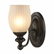 ELK 11650-1 Park Ridge Oil Rubbed Bronze Wall Lighting Fixture