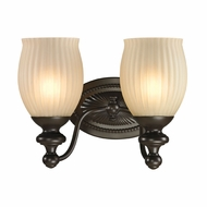 ELK 11651-2 Park Ridge Oil Rubbed Bronze 2-Light Bathroom Light