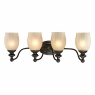 ELK 11653-4 Park Ridge Oil Rubbed Bronze 4-Light Vanity Lighting