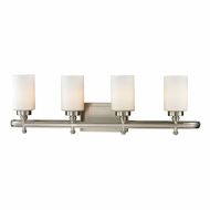 ELK 11663-4 Dawson Brushed Nickel 4-Light Bath Lighting Fixture