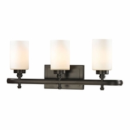 ELK 11672-3 Dawson Oil Rubbed Bronze 3-Light Bathroom Vanity Lighting