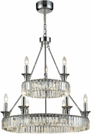 ELK 11806-20-6-3 Manning Polished Chrome Bathroom Sconce
