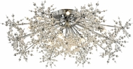 ELK 11892-13 Snowburst Polished Chrome Halogen Ceiling Lighting