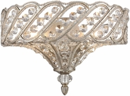 ELK 11920-2 Cumbria Aged Silver Wall Sconce