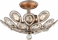 ELK 11930-3 Evolve Weathered Zinc Overhead Lighting