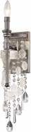 ELK 15930-1 Alexandra Weathered Zinc Wall Light Sconce