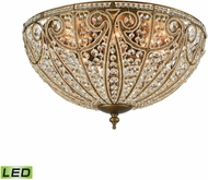 ELK 15963-8-LED Elizabethan Dark Bronze LED Ceiling Lighting