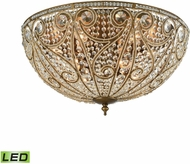 ELK 15964-10-LED Elizabethan Dark Bronze LED Ceiling Light Fixture