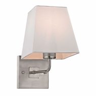 ELK 17152-1 Beverly Brushed Nickel Wall Lighting Fixture