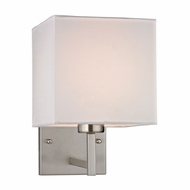 ELK 17160-1 Davis Brushed Nickel Wall Lamp