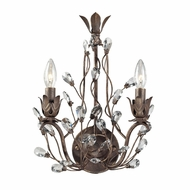ELK 18140-2 Sagemore Bronze Rust Sconce Lighting