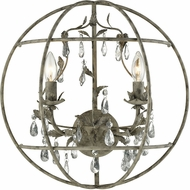 ELK 18210-2 Bridget Marble Gray Wall Light Sconce