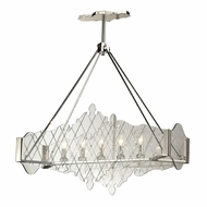 ELK 31401-5 Radelle Polished Nickel Kitchen Island Light Fixture