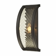 ELK 31450-1 Chandler Oil Rubbed Bronze Wall Light Sconce