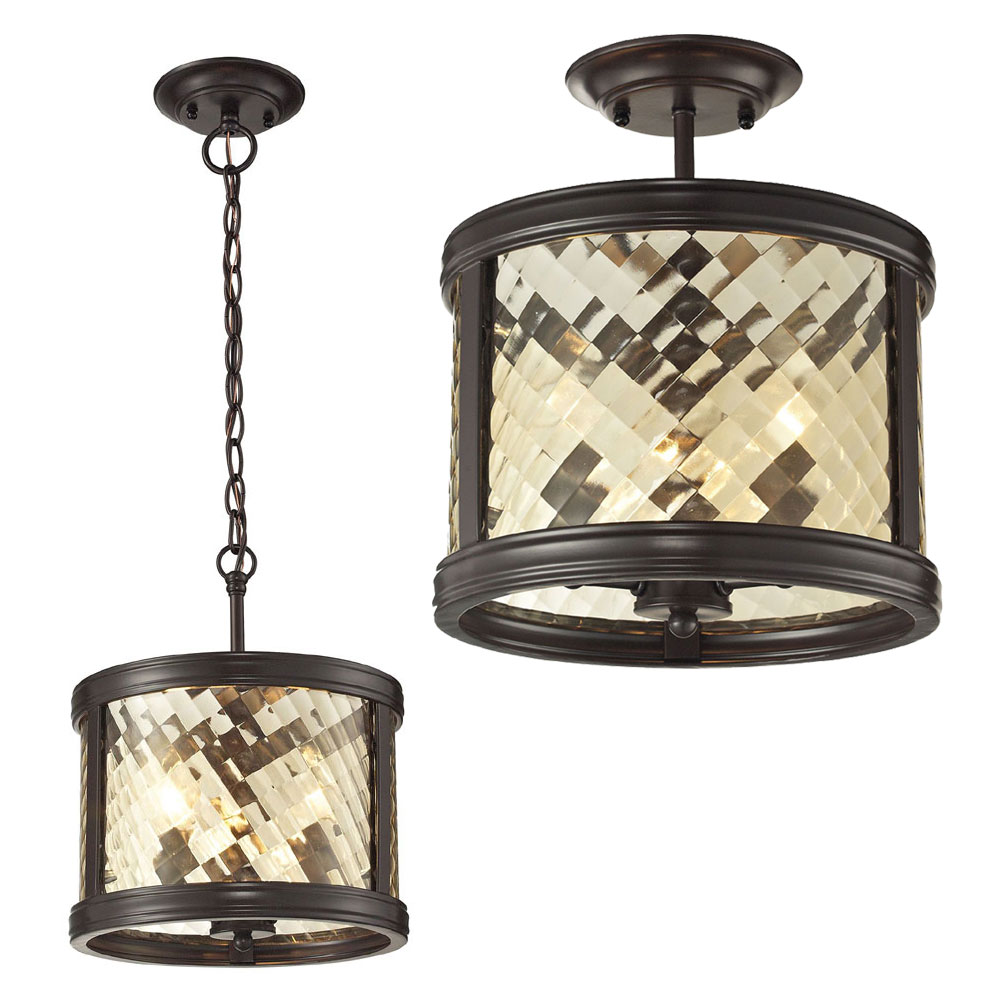 Bronze Pendant Lighting