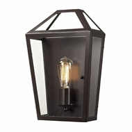 ELK 31505-1 Alanna Oil Rubbed Bronze Sconce Lighting