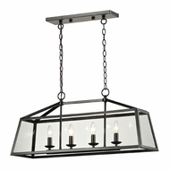 ELK 31508-4 Alanna Oil Rubbed Bronze Kitchen Island Lighting