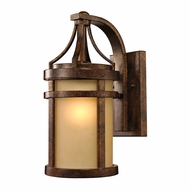 ELK 45096-1 Winona Hazelnut Bronze Exterior Wall Lighting