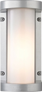 ELK 45130-LED Colby Contemporary Matte Silver LED Outdoor Light Sconce