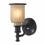 ELK 52010-1 Acadia Oil Rubbed Bronze Lighting Wall Sconce