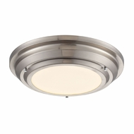 ELK 57000-LED Sonoma Contemporary Brushed Nickel LED Overhead Lighting Fixture