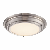 ELK 57001-LED Sonoma Modern Brushed Nickel LED Ceiling Lighting