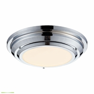 ELK 57010-LED Sonoma Contemporary Polished Chrome LED Ceiling Light