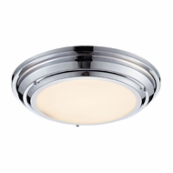 ELK 57011-LED Sonoma Modern Polished Chrome LED Ceiling Light Fixture