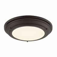 ELK 57021-LED Sonoma Modern Oil Rubbed Bronze LED Ceiling Light Fixture