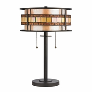 ELK 70191-2 Annondale Modern Tiffany Bronze Table Lamp
