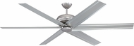 Ellington COL72BP6 Colossus Modern Brushed Pewter 72  Home Ceiling Fan
