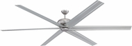 Ellington COL96BP6 Colossus Modern Brushed Pewter 72  Home Ceiling Fan