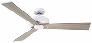 Emerson Ceiling Fans CF320RSW Keane Satin White 52  Ceiling Fan