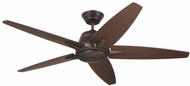 Emerson Ceiling Fans CF500ORB Euclid Oil Rubbed Bronze 56  Ceiling Fan