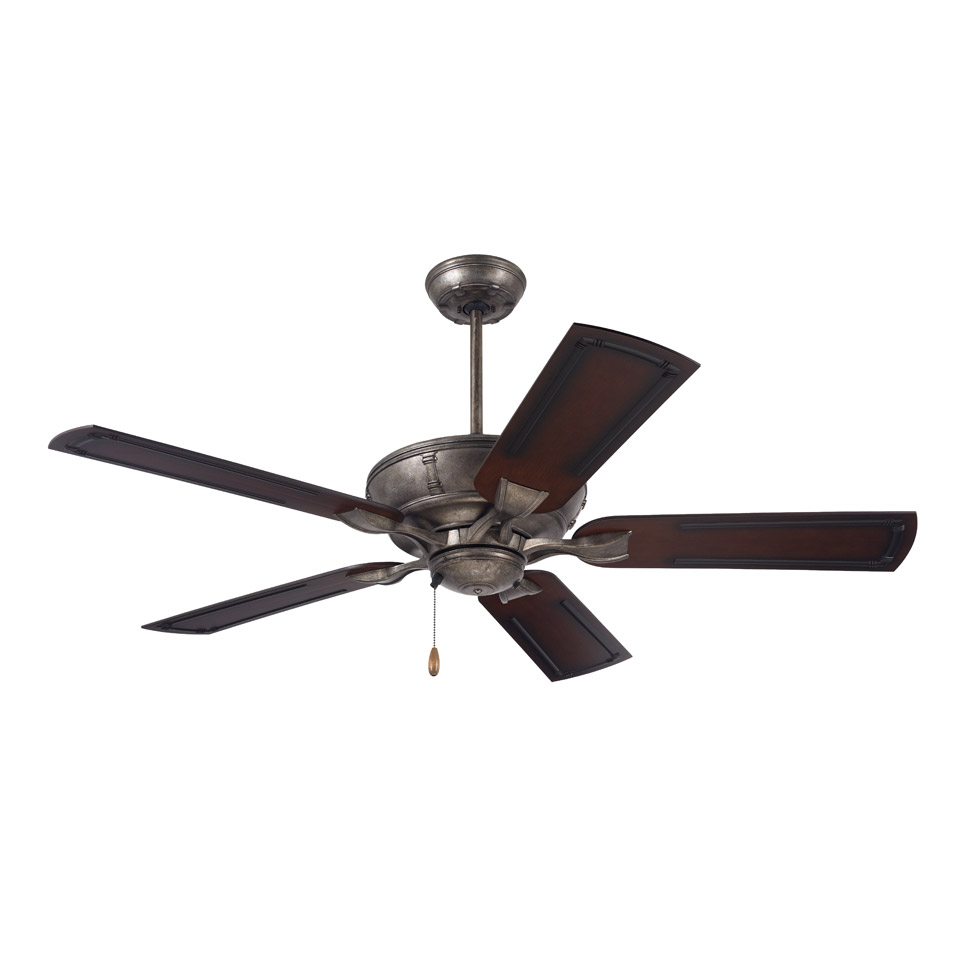 Emerson Ceiling Fans CF610VS Welland Vintage Steel Exterior 54 Ceiling