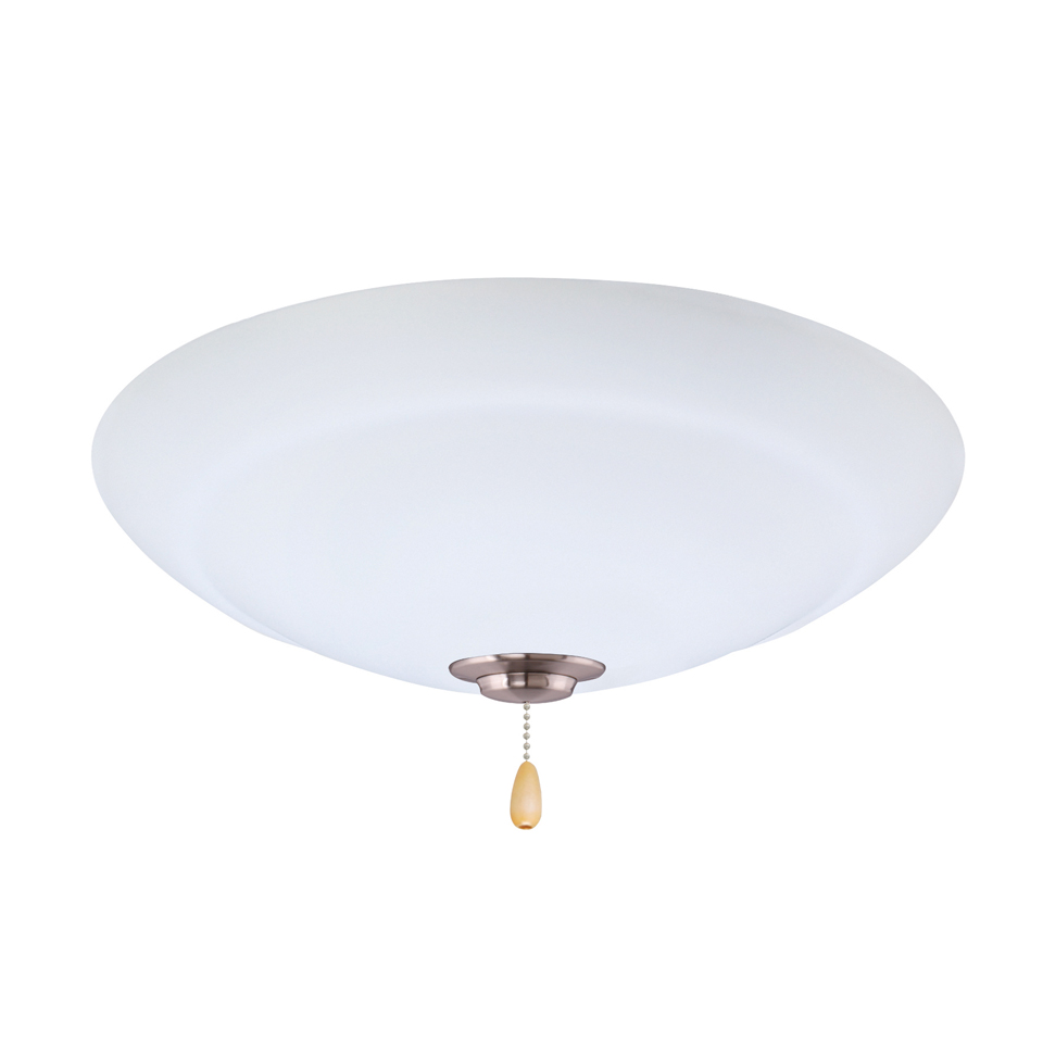 Emerson Ceiling Fans LK180LEDBS Riley Brushed Steel LED