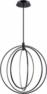 ET2 E24049-BZ Concentric Contemporary Bronze LED Pendant Lighting
