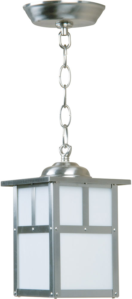 Craftmade Z1841 56 Mission Craftsman Stainless Steel