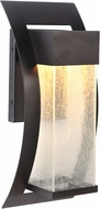Exteriors Z2524-11-LED Ontario LED Contemporary Midnight Exterior Large Wall Mounted Lamp