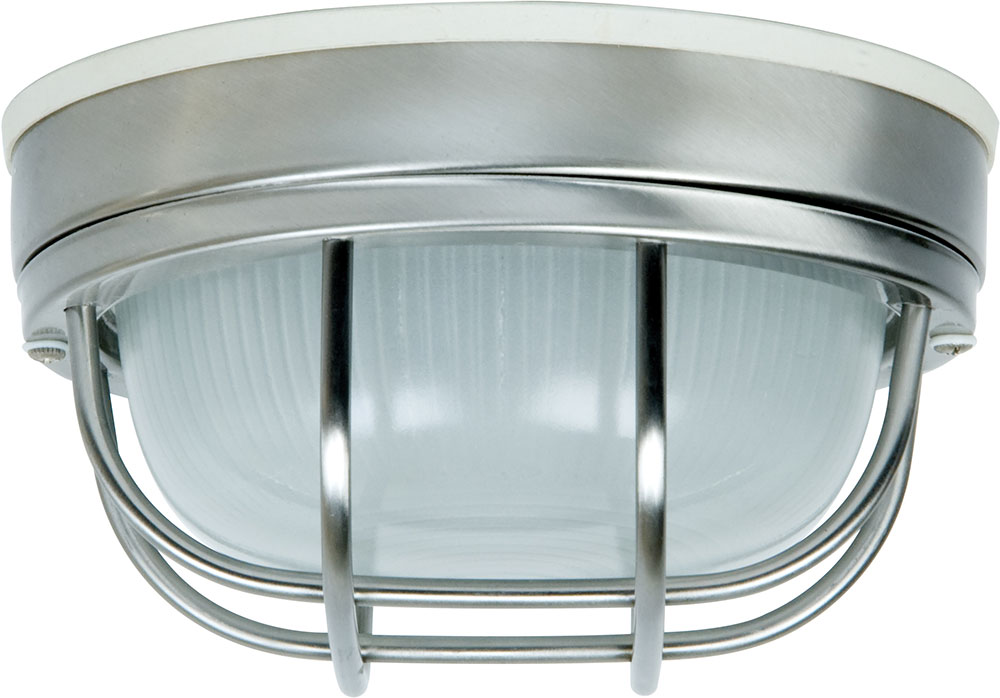Stainless Steel Lighting Fixtures Exteriors Bulkhead Outdoor Small Ceiling Fixture Wall Light
